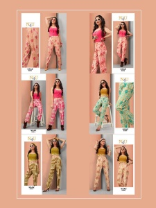 Naaz N4U Pants Manufacturer 6 Pcs Catalog