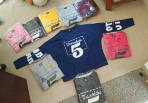 Ready at store - 5 Number Ksp Branded Crop Top