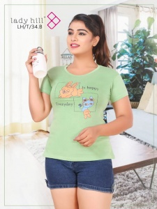 Ladyhill Vol 34B Kavya Girls Tshirt