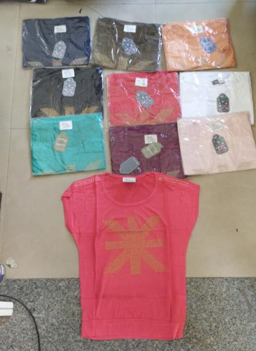 Ready at store -  Golden Star Ksp Designer Short Tops