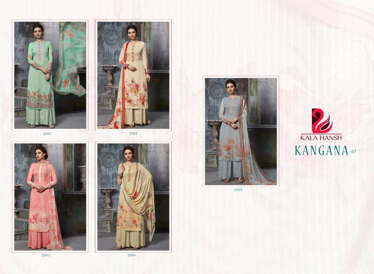 Buy Kangana Kala Hansh Suits Catalog Online Wholesaler Lowest Price